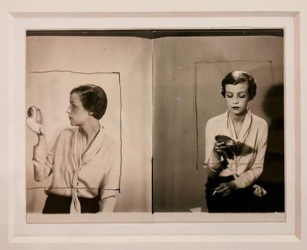 Man Ray - Bettina Jones, 1933 - Man Ray, photographe de mode - Musée Cantini - Femmes du monde, modèles et compagnes