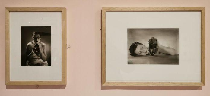 Man Ray - Kiki de Montparnasse (Alice Prin, dite), 1926 - 1994 et Noire et blanche, 1926 - 1994 - Man Ray, photographe de mode - Musée Cantini - Noire et blanche