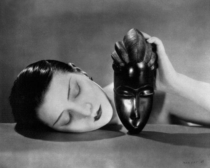 Man Ray - Noire et blanche, 1926 - 1994