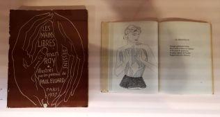 Man Ray et Paul Eluard, Les Mains libres, 1937 - Man Ray, photographe de mode - Musée Cantini - Mode et publicité