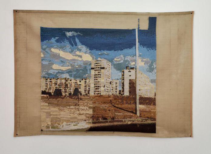 Nina Sivager - Pénélope, 2019-2020 - La Relève II - art-cade