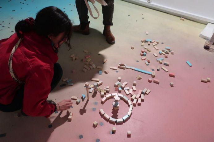 Vanessa Husson et Geoffrey Blan - Playground, 2020 - La Relève II - art-cade - Photo Parallèle