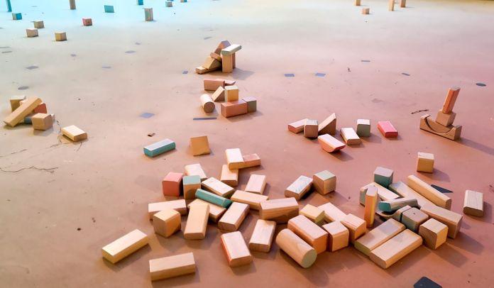 Vanessa Husson et Geoffrey Blan - Playground, 2020 - La Relève II - art-cade