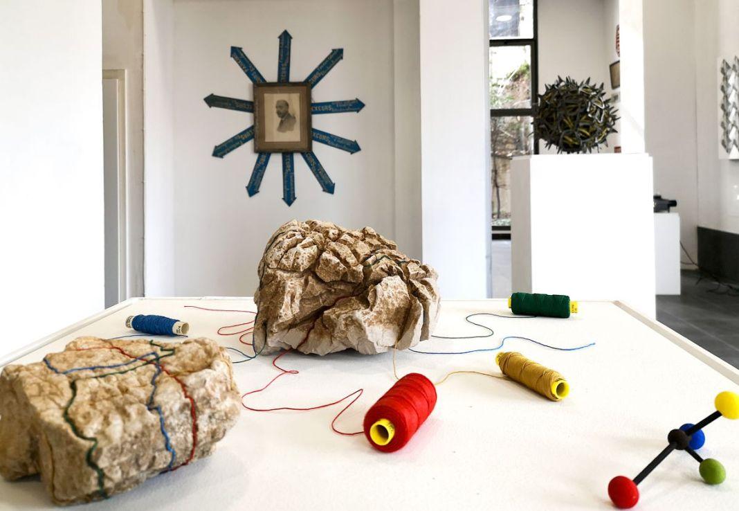 gethan&miles et Les Excursionnistes Marseillais - Anatomie de la joie collective vue de l'exposition