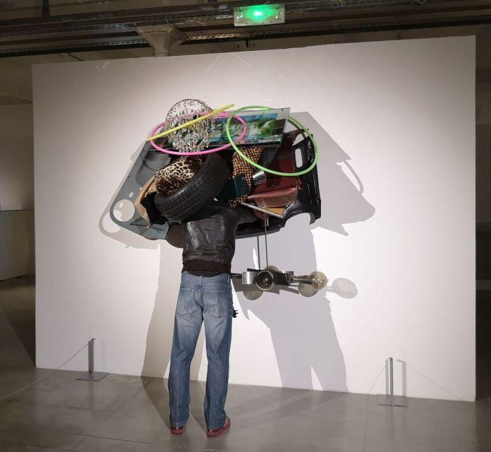 Daniel Firman - Trafic, 2002 - Street Trash - Friche La Belle de Mai