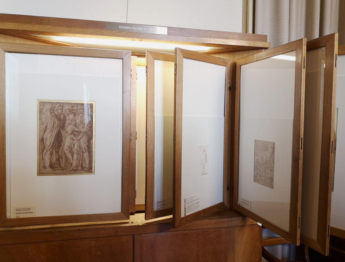 Dessins italiens - Musée Atger
