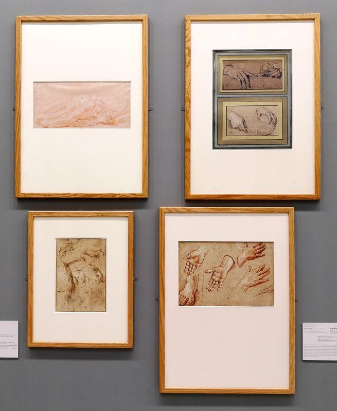 Jean de Troy, Michel-Ange et Philippe de Champaigne - Art & Anatomie - Musée Fabre