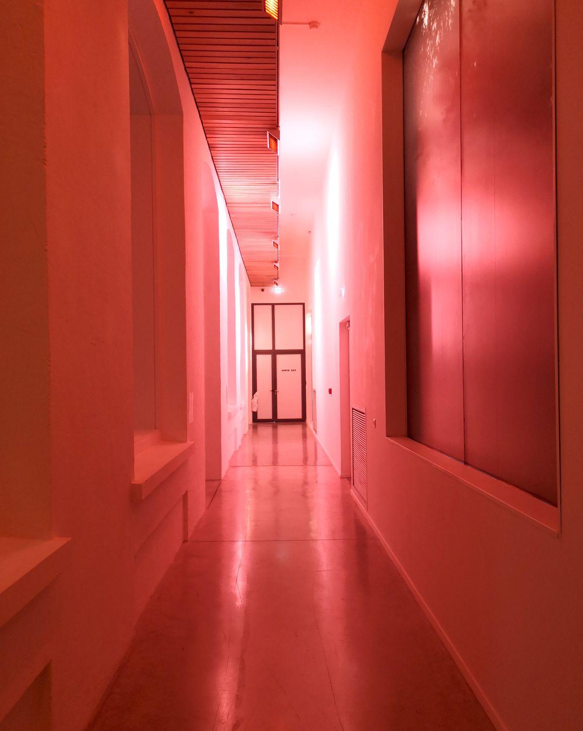 Serge Damon - Scénographie lumineuse, 2020 - The Ruins of Hope, 2019 - Permafrost - Les formes du désastre au MoCo La Panacée - Troisième galerie