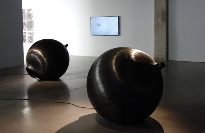 Stéphane Sautour - Konstructio Puhäänellinen, 2017 - La mesure du monde au MRAC – Sérignan 01