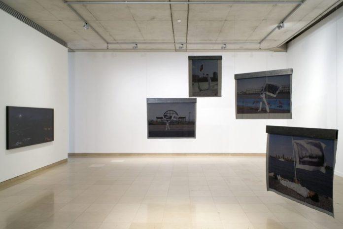Accrochage 2020 de la collection à Carré d'Art - Salle 5- Stan Douglas, LaToya Ruby Frazier, Photo (c) C. Eymenier