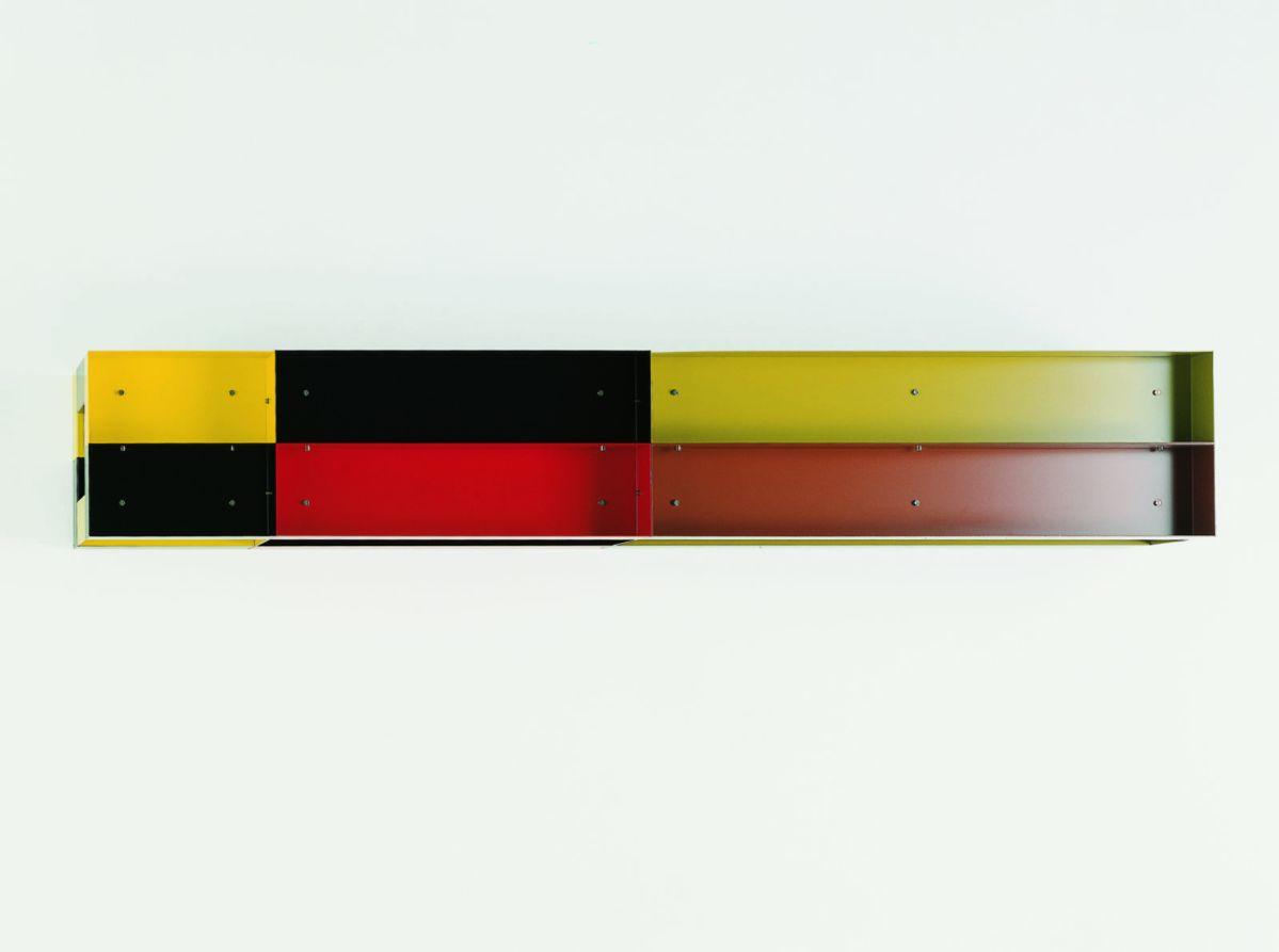 Donald Judd, Untitled, 1984. © Donation Yvon Lambert à l'État français / Centre national des arts plastiques / Dépôt à la Collection Lambert, Avignon