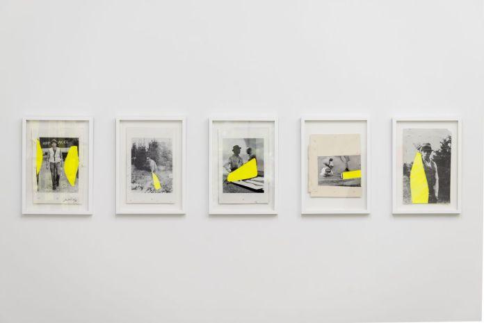 Georges Autard - La forme informe, 2019 Galerie ALMA- Vue de l'exposition Photo © David Huguenin
