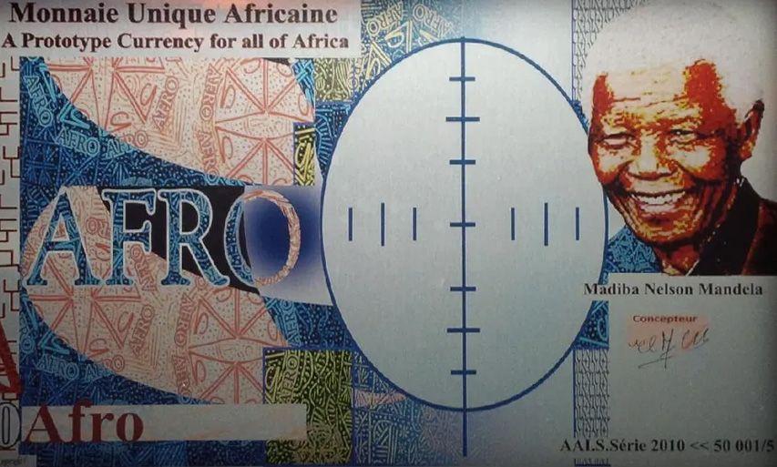 Mansour Ciss - L'Afro - Trans Fer - Vue de l'exposition à la Fondation Blachère à Apt - Photo DR