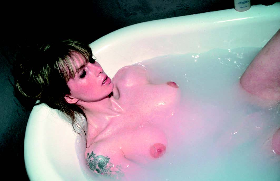 Nan Goldin, Joey in the tub, Sag Harbor