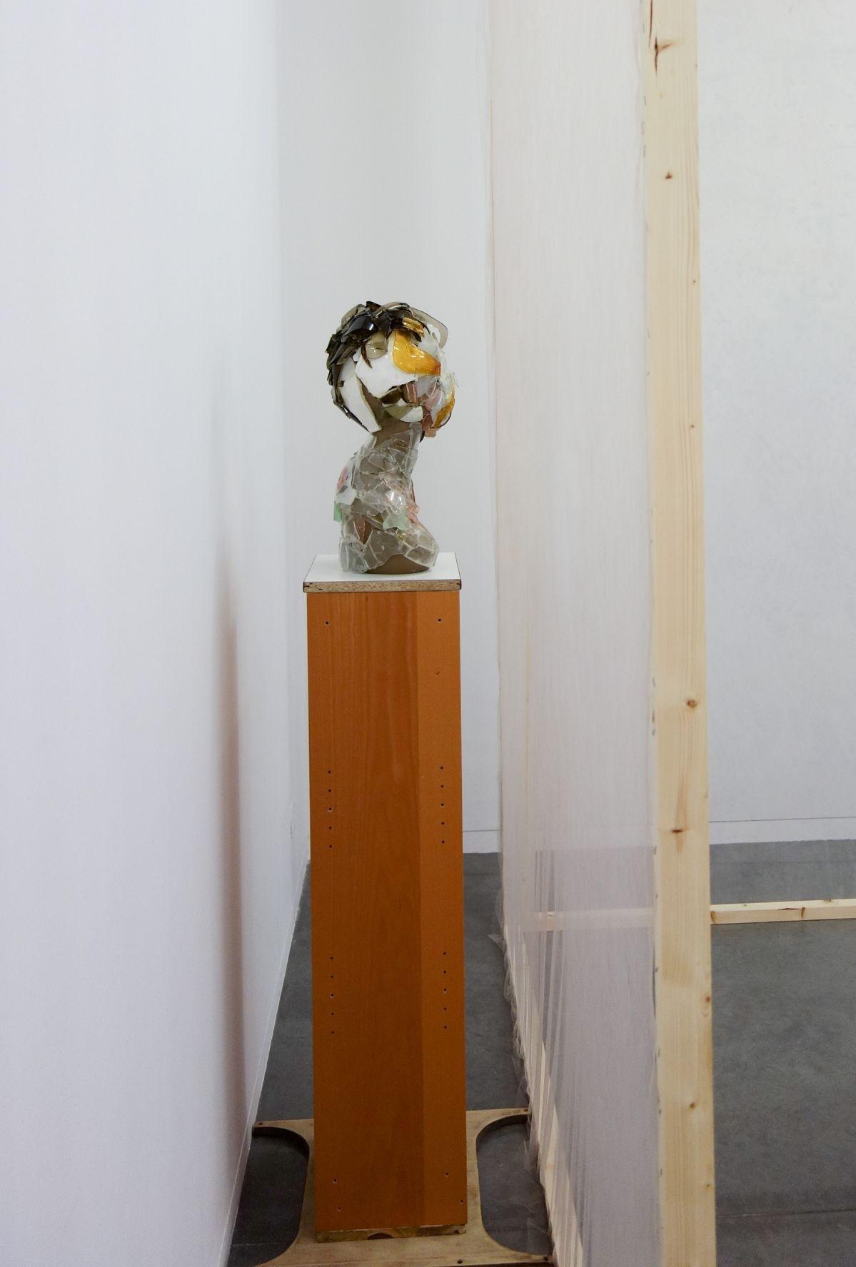 Nick Devereux en collaboration avec Wilfrid Almendra - In the Round, 2018 - Mrac Sérignan - Accrochage des collections 2019-2020