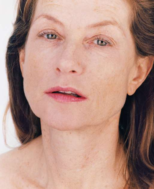 Roni Horn - Portrait of an image (with Isabelle Huppert), 2005