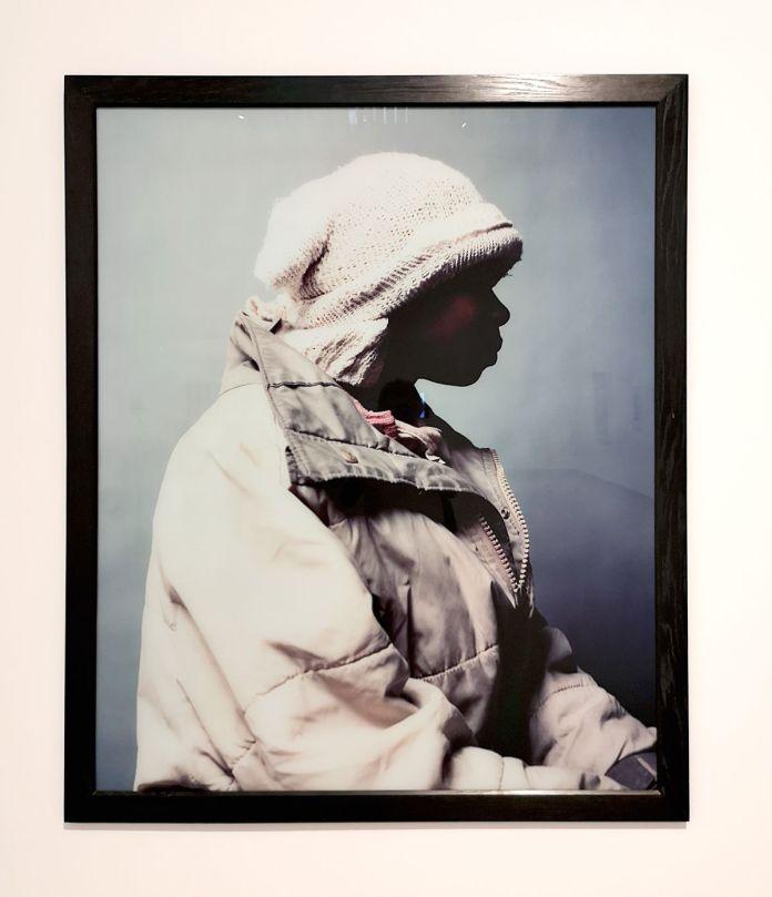 Andres Serrano - Nomads (Payne), 1990 - Des Visages - Le temps de l'Autre - Carré d'Art à Nîmes - Salle 2