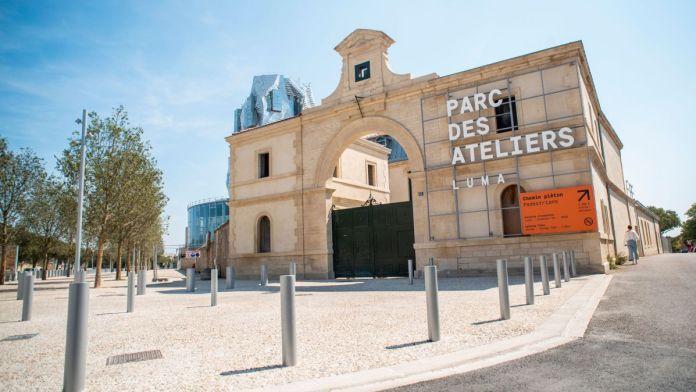Parc des Ateliers, Luma Arles Photo © Luma Arles