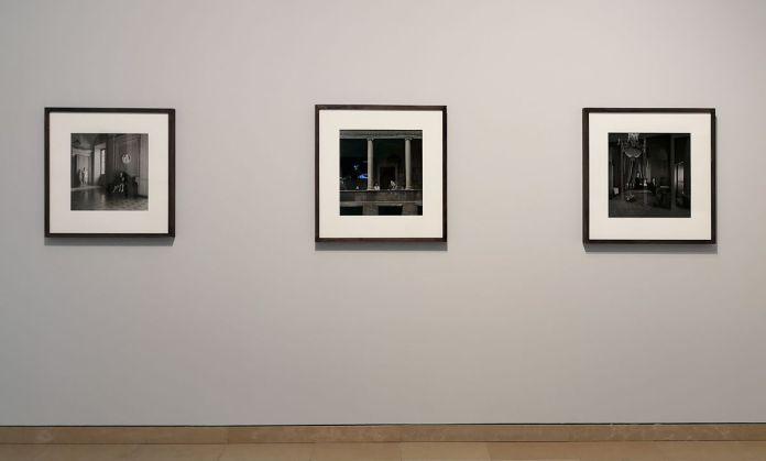 Patrick Faigenbaum - Des Visages - Le temps de l'Autre - Carré d'Art à Nîmes - Salle 1