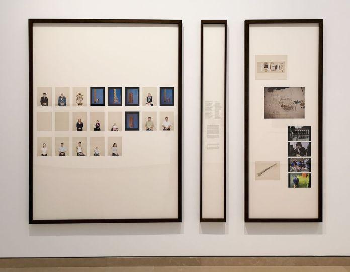 Taryn Simon - Chapter VII, A Living Man Declared Dead and Other Chapters I – XVIII, 2011 - Des Visages - Le temps de l'Autre - Carré d'Art à Nîmes - Salle 2