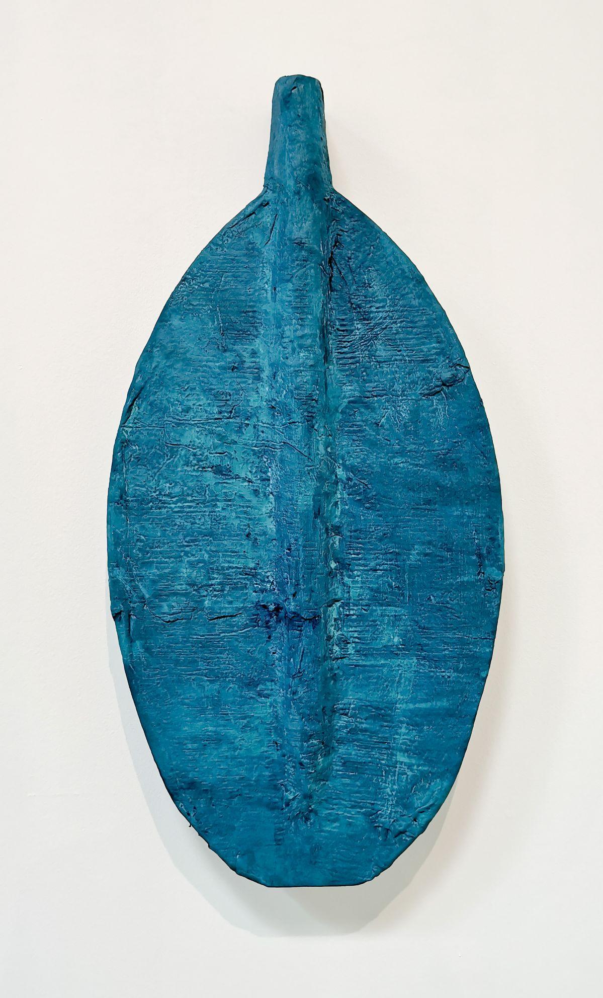 Isabelle Leduc - Amphore turquoise, 2013 - 4 à 4 au Musée Paul Valery - Sète