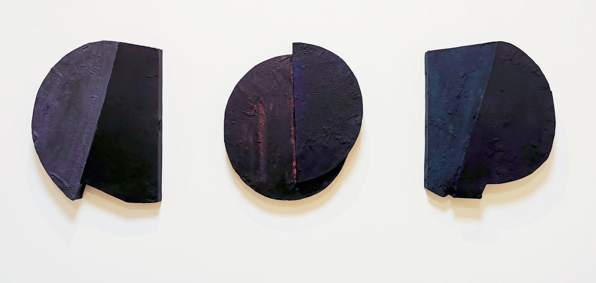 Isabelle Leduc - Blues pour P, 2018 - 4 à 4 au Musée Paul Valery - Sète