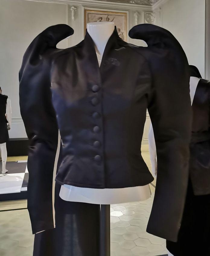 Franck Sorbier - Veste surréaliste, entre 1987-1989 - L'héritage surréaliste dans la mode au Château Borély - Grand Salon