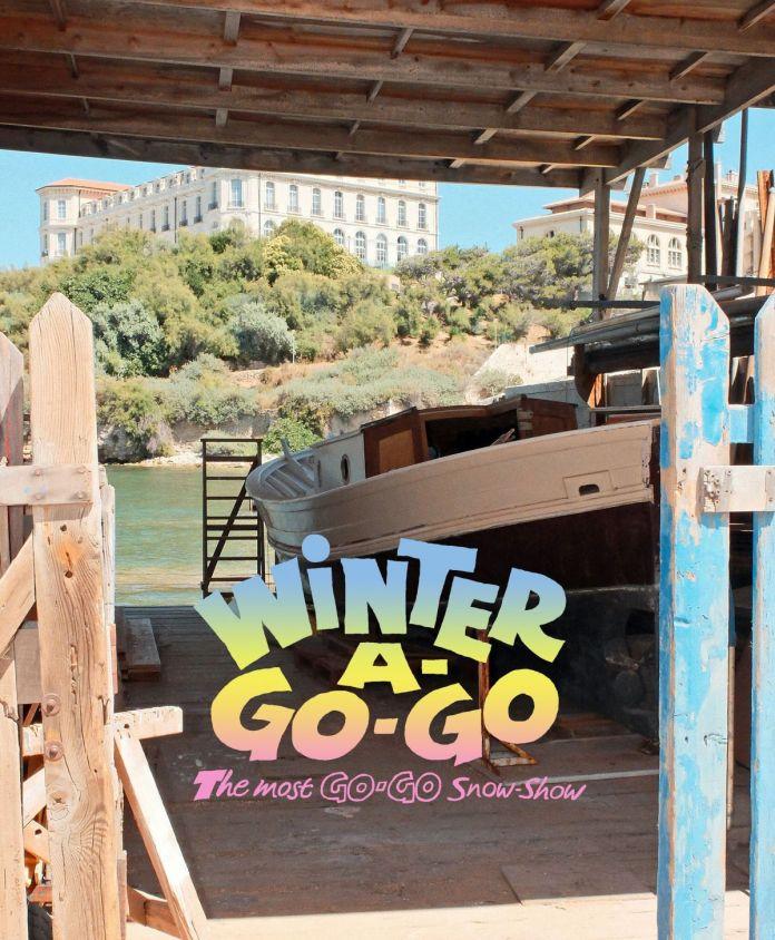 Olivier Millagou - Winter a-Go-Go au Chantier naval Borg – Marseille