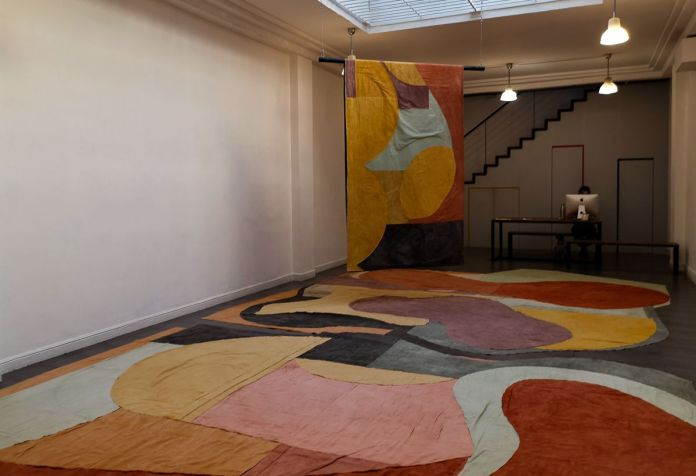 Adrien Vescovi - Slow Down Abstractions au Studio Fotokino - Marseille