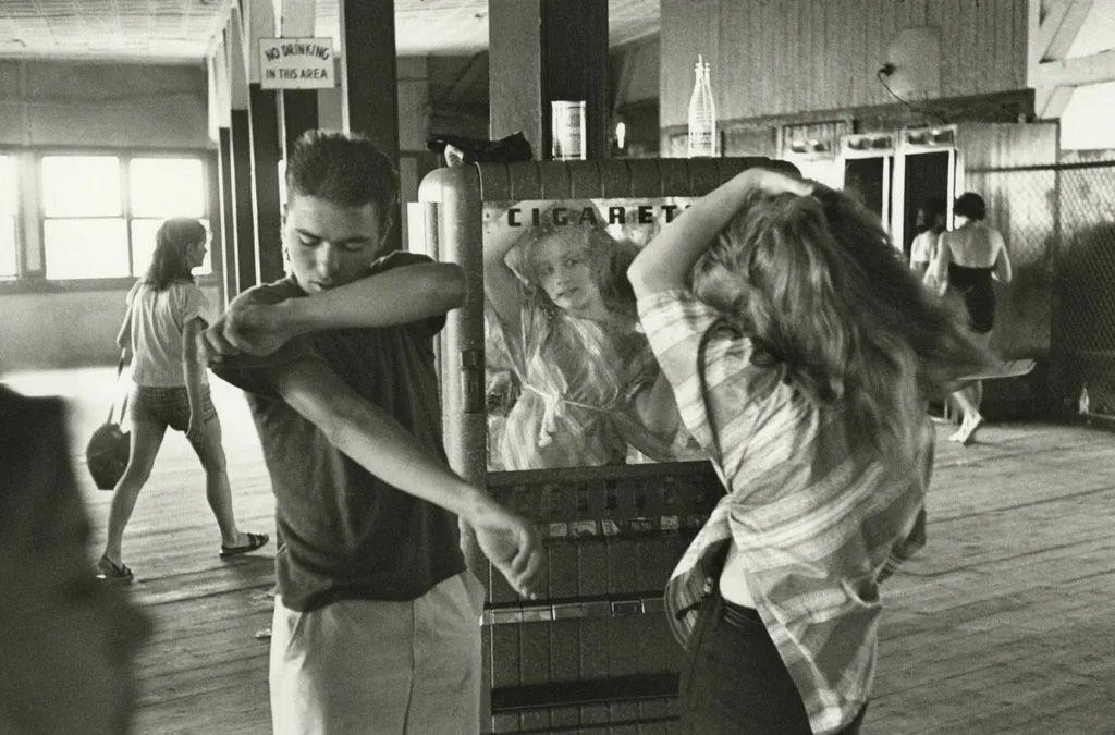 Bruce Davidson - Brooklyn Gang, 1959