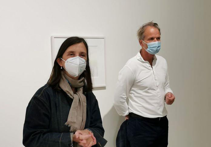 Bice Curiger et Erling Kagge - Ma Cartographie - la collection Erling Kagge à la Fondation Vincent van Gogh Arles
