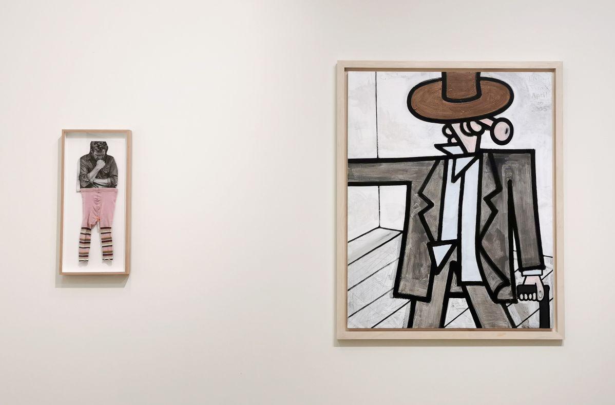 John Bock et Carroll Dunham - Ma Cartographie - la collection Erling Kagge à la Fondation Vincent van Gogh Arles