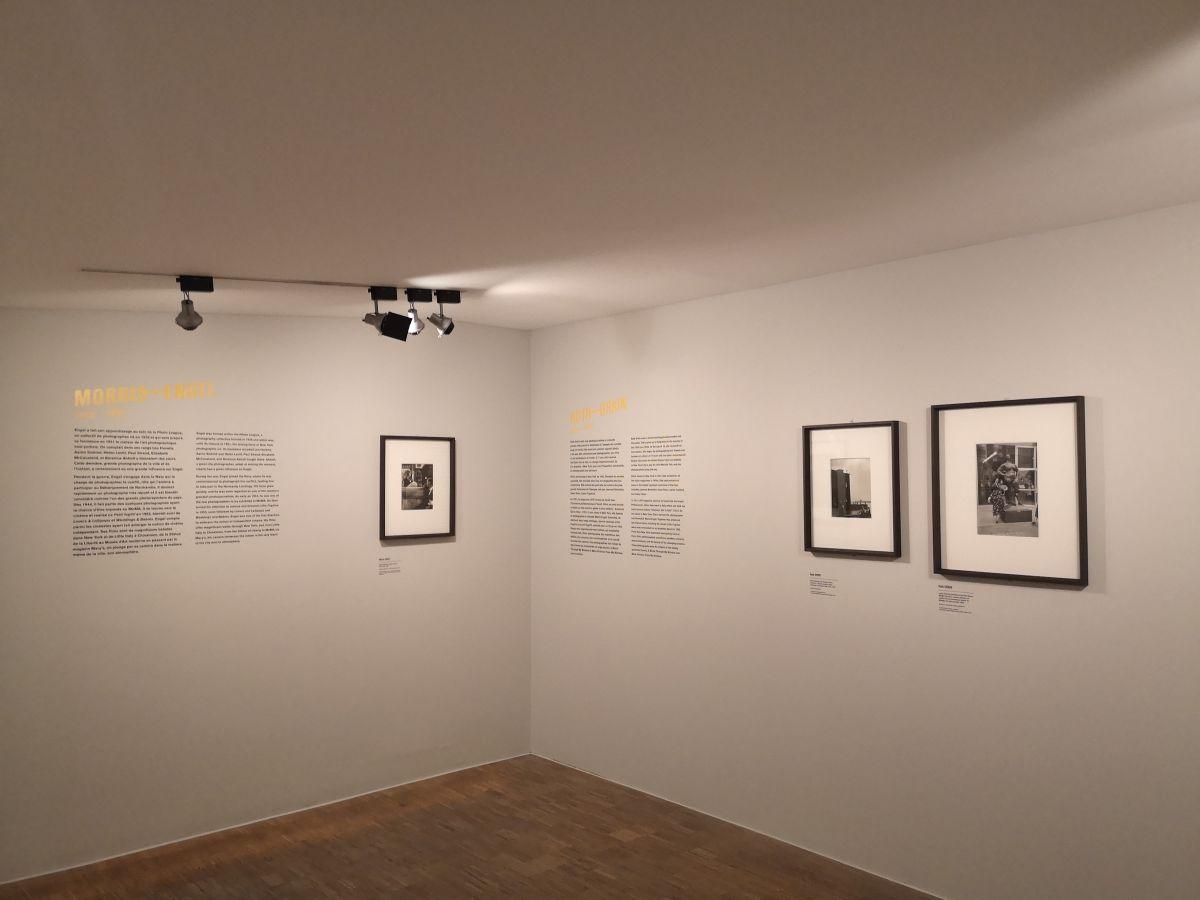 Morris Engel et Ruth Orkin - The New York School Show au Pavillon opulaire de Montpellier - 1935-1948