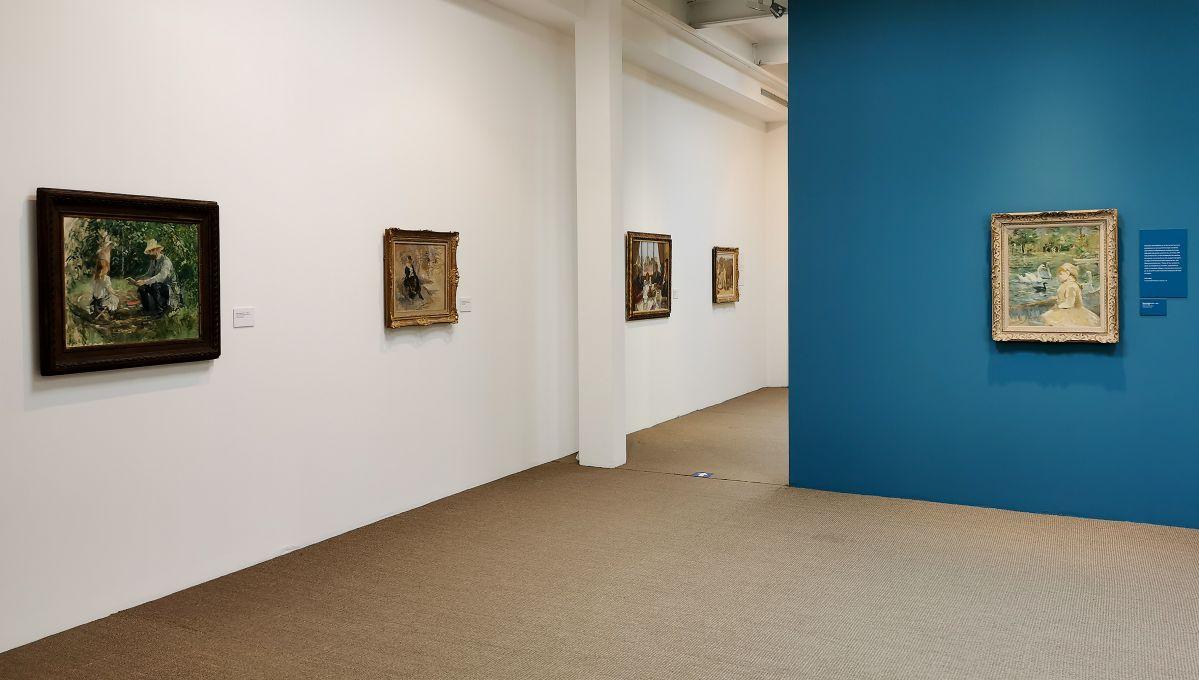 Paul Valéry et les peintres - Le cercle familial - Musée Paul Valéry à Sète