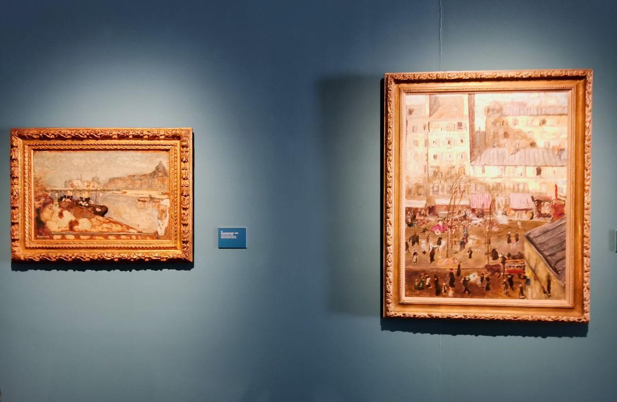 Pierre Bonnard - Paul Valéry et les peintres - Les peintres fréquentés - Musée Paul Valéry à Sète
