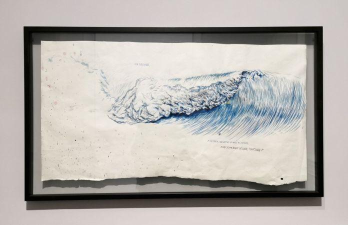 Raymond Pettibon - Ma Cartographie - la collection Erling Kagge à la Fondation Vincent van Gogh Arles