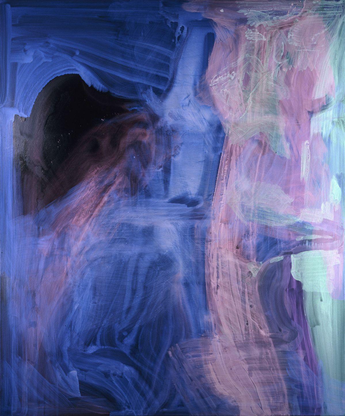 Sigmar Polke – Untitled, 2007 - 00s. Collection Cranford - les années 2000 au MO.CO. Montpellier Techniques mixtes sur tissu, quatre parties. 240 x 200 cm each. © The Estate of Sigmar Polke, Cologne / Adagp, Paris, 2020
