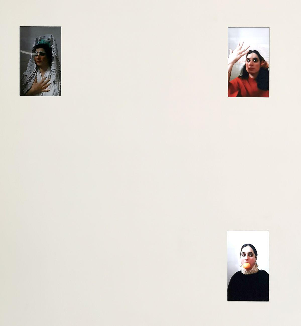 Leticia Martinez Perez - La cosmicidad de mi sala de bañio, 2020 - Des Vies - ¡ Viva Villa ! 2020 - Les vies minuscules à la Collection Lambert, Avignon