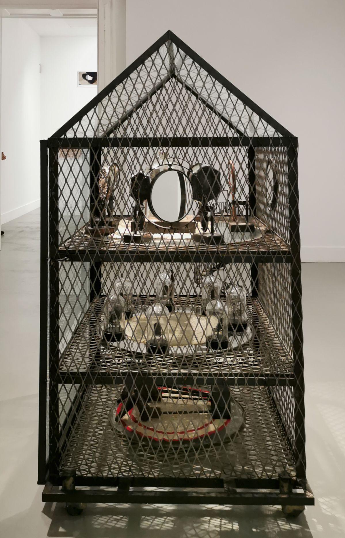 Louise Bourgeois - Maison, 2000 - 00s - Collection Cranford - les années 2000 au MOCO Montpellier