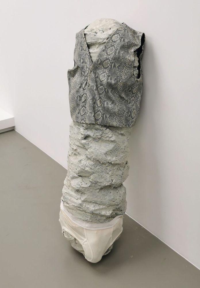 Mike Kelley - Snakeskin Studloaf, 2005 - 00s - Collection Cranford - les années 2000 au MOCO Montpellier