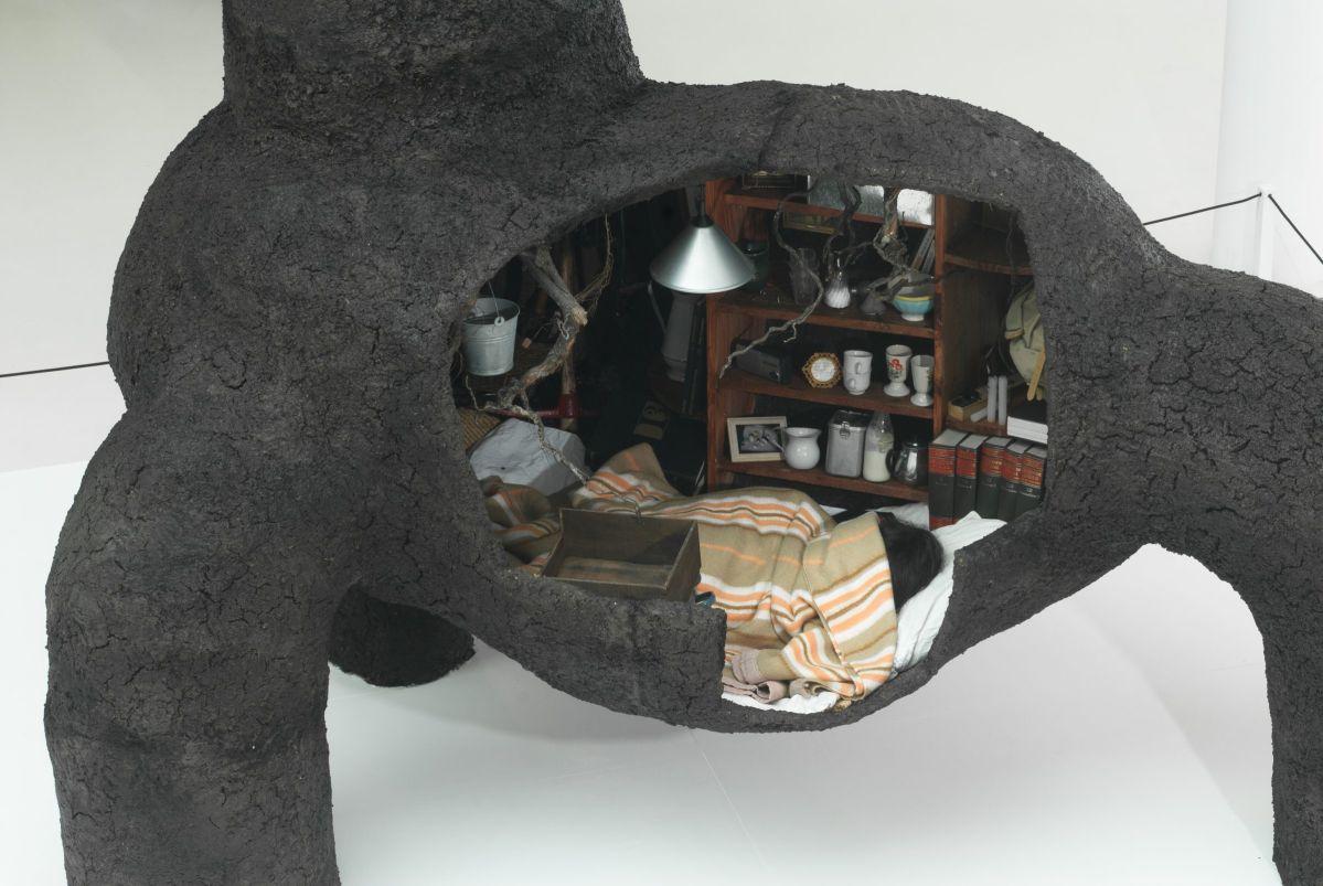 Le Terrier de Gilles-Barbier, 2004 ©Clementine Crochet