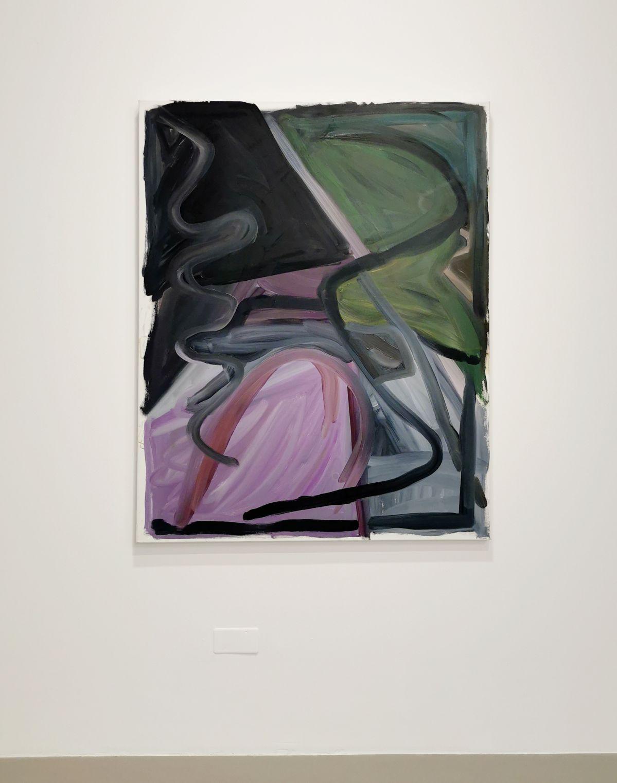 Josh Smith - Untitled, 2007 - 00s - Collection Cranford - les années 2000 au MOCO Montpellier