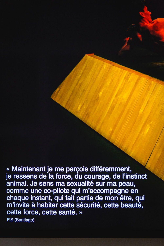 Raúl Hott – Effet-Affect, 2020 - (Re-)sentir tous les jours-Techniques de résistance - Mécènes du Sud - photo © Elise Ortiou Campion