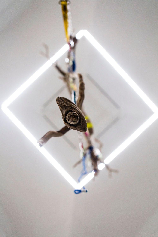 Anne-Laure Franchette - Be Like Water If You Can, 2020 - (Re-)sentir tous les jours-Techniques de résistance - Mécènes du Sud  -  photo © Elise Ortiou Campion