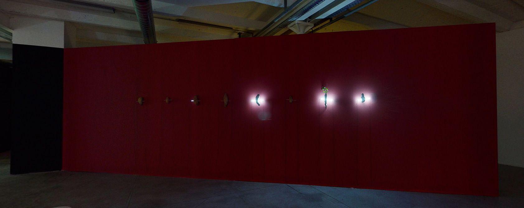 Chuang Chih-Wei -Infection Series; Commensalism, 2019 - Biennale Chroniques 2020 - Éternité part 2 - Friche la Belle de Mai