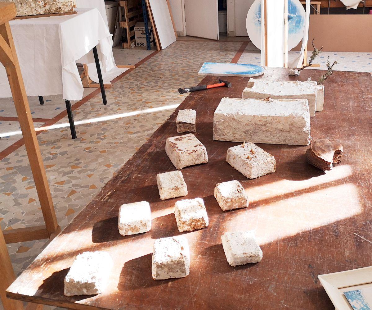 Côme Di Meglio - Résidence de recherche au 3 bis f à Aix-en-Provence