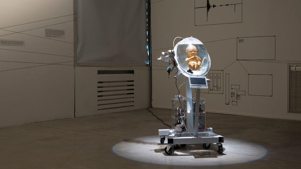 Future Baby Production - Unborn 0x9, 2020 - Éternité part 2 - Friche la Belle de Mai © Gregoire Edouard
