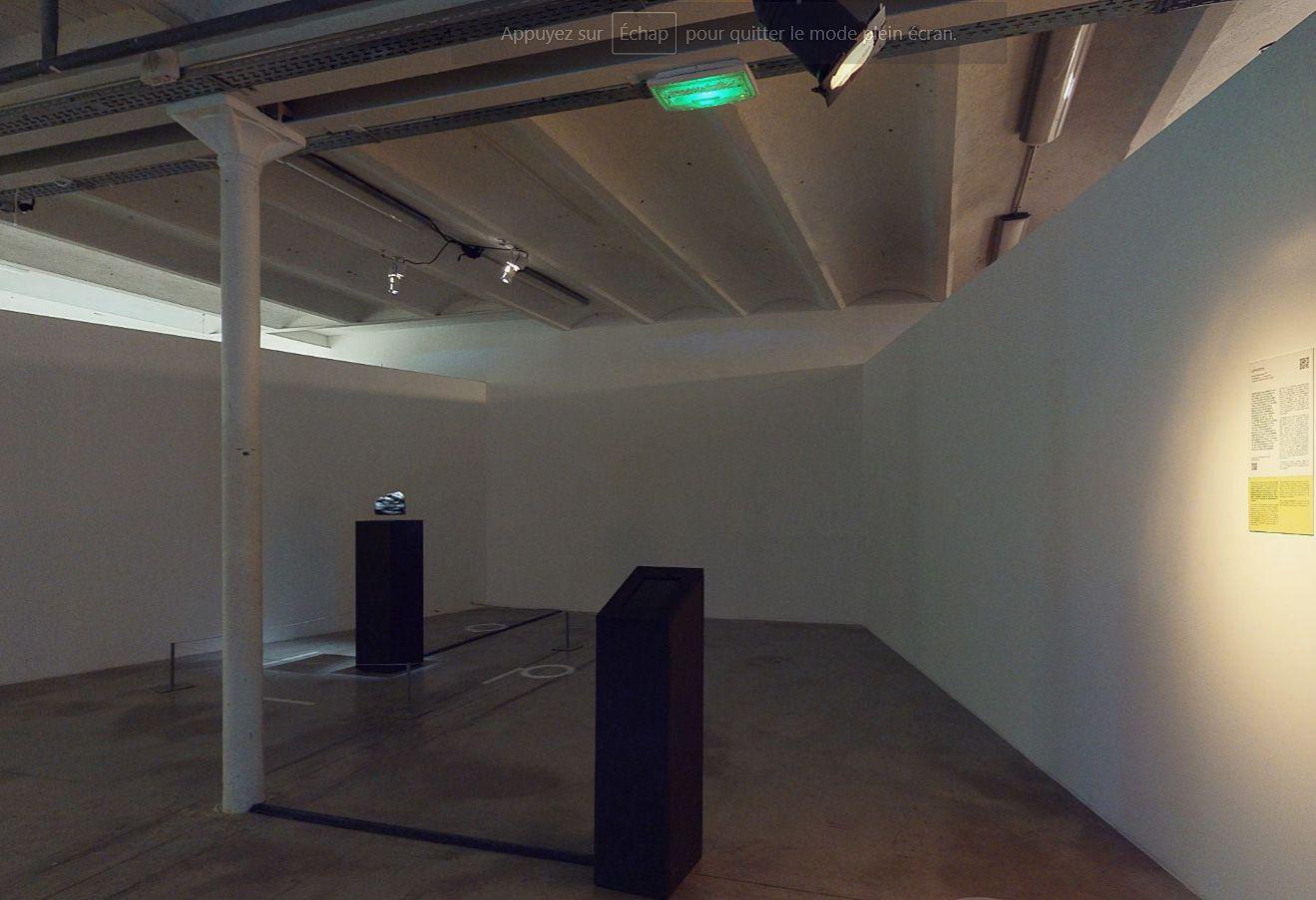 Rocio Berenguer – Lithosys, 2020 - Biennale Chroniques 2020 - Éternité part 2 - Friche la Belle de Mai