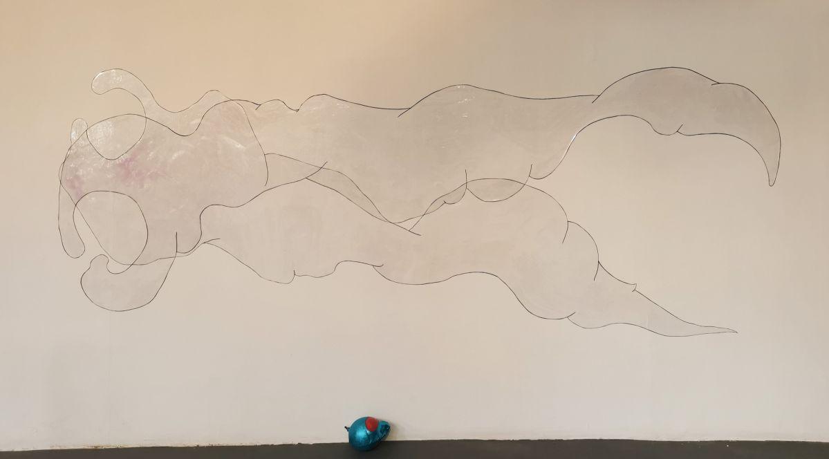 Sarah Netter - Scrunchies, 2020 - La Relève III - «Habiter» - art-cade - Marseille