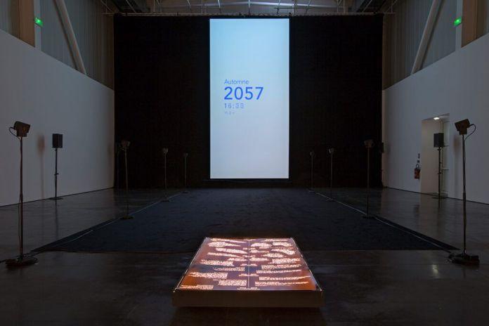 Stéfane Perraud & Gaspard Guilbert - Sylvia, 2019 - Biennale Chroniques 2020 - Éternité part 2 - Friche la Belle de Mai © Gregoire Edouard